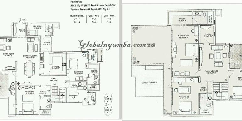 GN-3c-Orris-Greenopolis-Penthouse-5bhk-3870sqft
