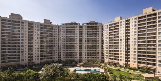 2 BHK Apartment – Central Park