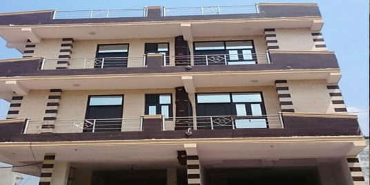4 BHK Builder Floor – Rose Wood City, Ghasla Sector-49, Gurugram