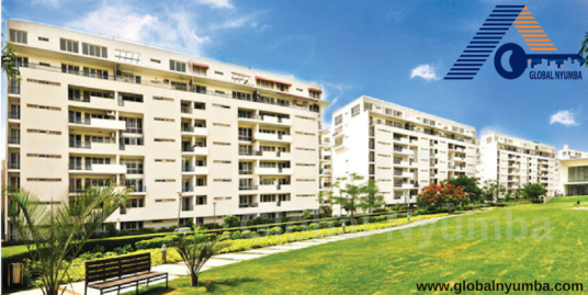 3 BHK Residential Apartment – Vatika City
