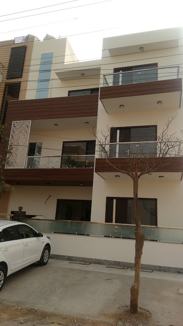 4 BHK Builder Floor