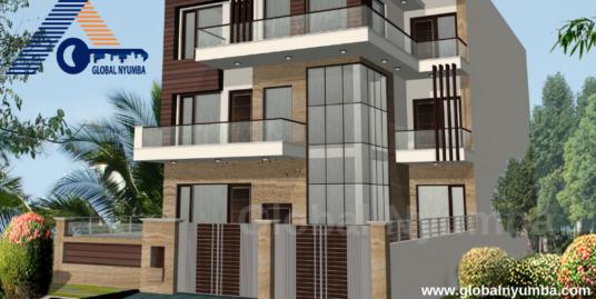 4 BHK Builder Floor – South city 2, Sector-49, Gurugram