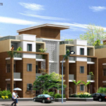 4 bhk builder floor in ansal esencia Gurgaon - Global Nyumba