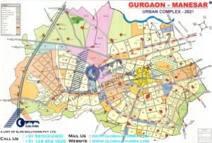 Gurgaon-Master-Plan-2021
