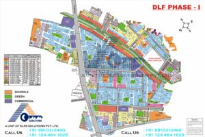 dlf-phase-1-map