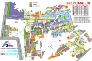 dlf-phase-3-map