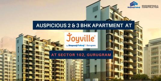 3 BHK Apartment At Joyville Gurgaon, Sector 102, Dwarka Expressway