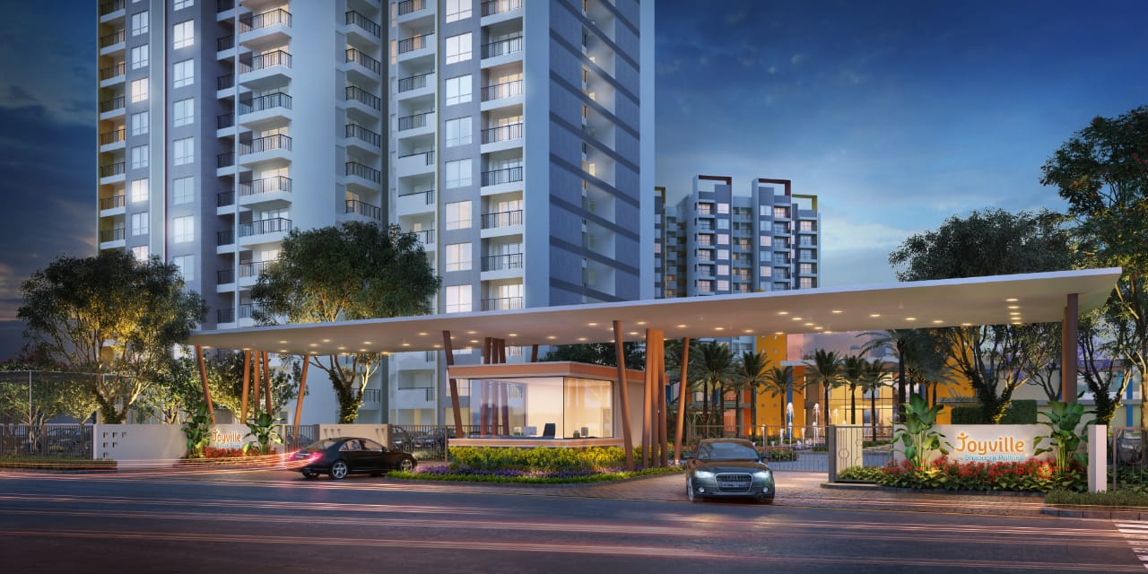 2 BHK Apartment at Joyville Gurgaon, Sector 102, Dwarka Expressway