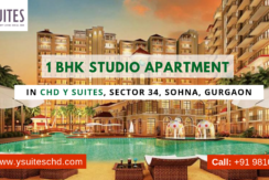 Studio Apartment in Chd Y Suites