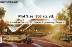 358 sq. yd. Plots For Sale in Experion The Westerlies