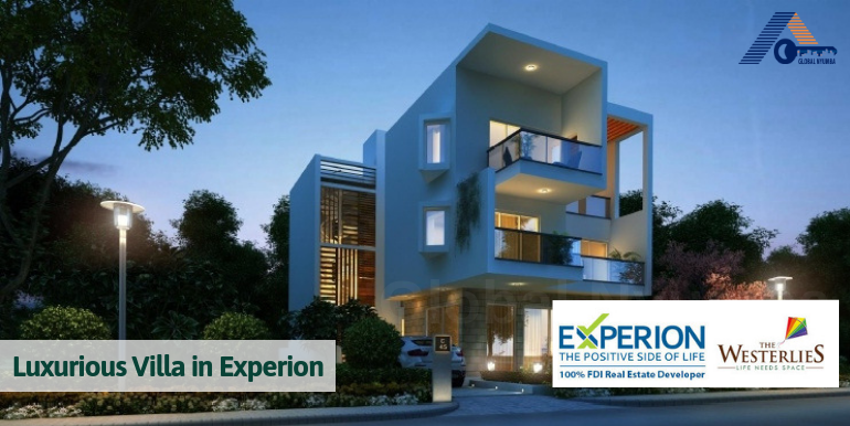4 bhk villa in experion