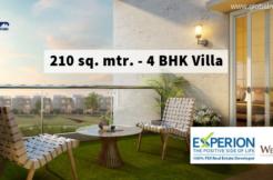 4 bhk villa in sector 108, gurgaon