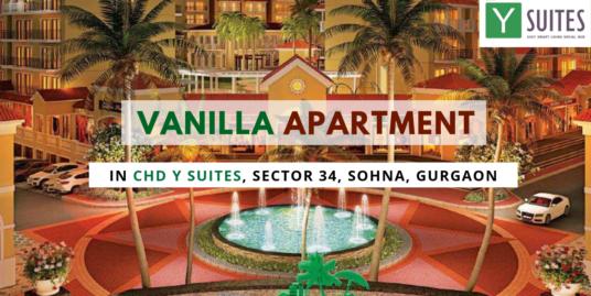 Vanilla Apartment/ 1 BHK Studio Apartment In CHD Y Suites